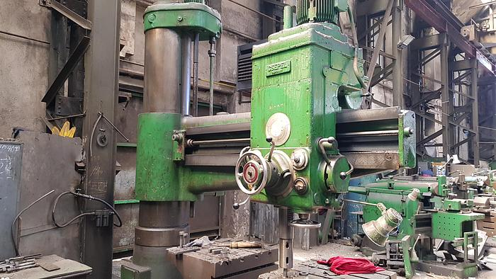 1977 Radial drilling machine CSEPEL RF31/B