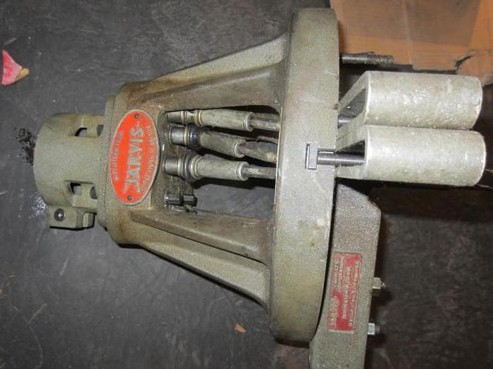 Used Jarvis Multi Spindle Drill Head