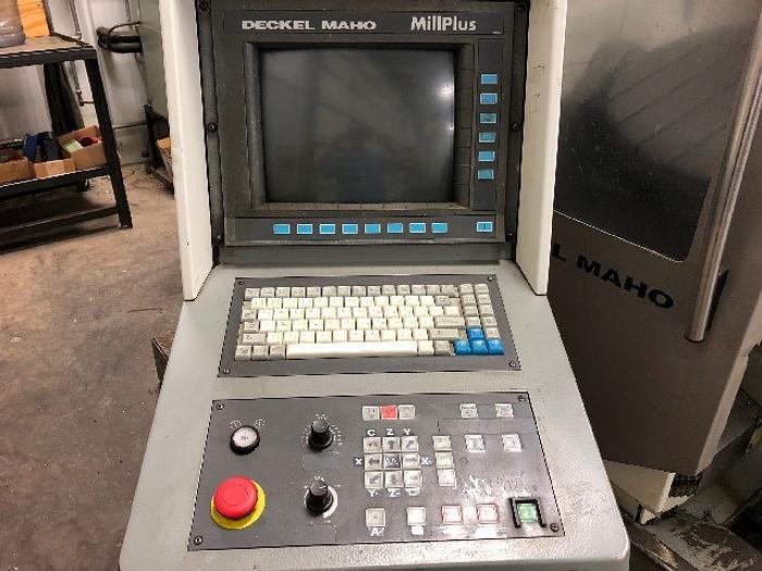 1998 Deckel Maho DMU 125P