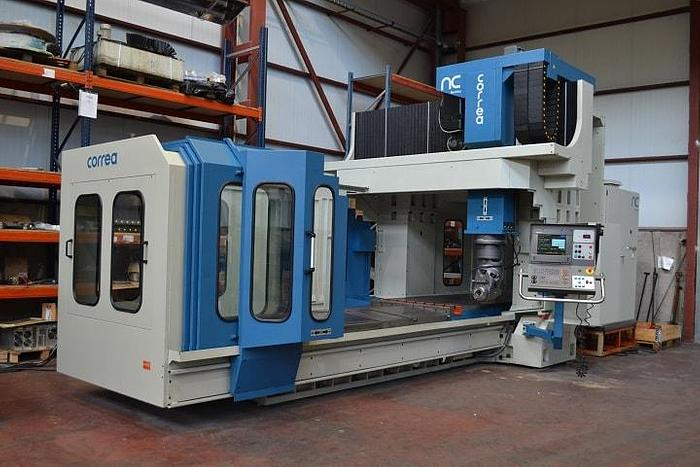 Refurbished Refurbished Correa FP30/40 Bridge Type Milling Machine