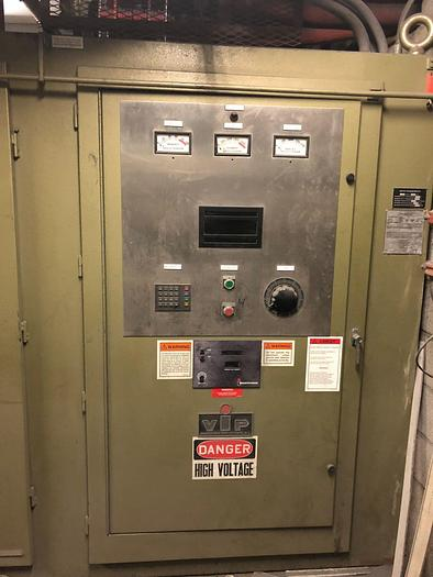 Used 2004 INDUCTOTHERM 8 TON INDUCTION FURNACE