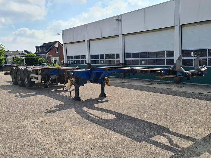 Used 2007 Pacton T3-010 45ft Multi