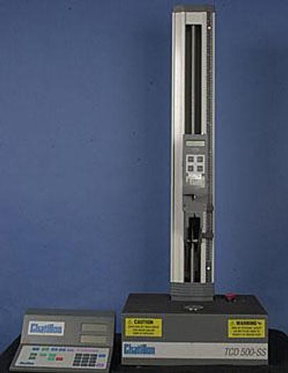 Chatillon TCD 500-SS 500lbf