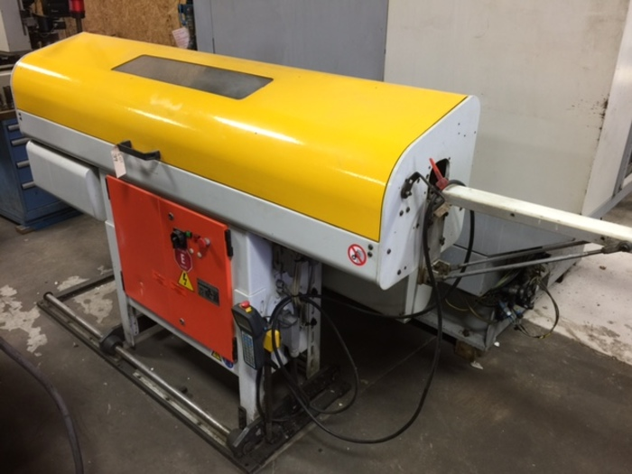 IEMCA MODEL VIP80E SERVO BAR FEEDER 5MM TO 80MM CAPACITY