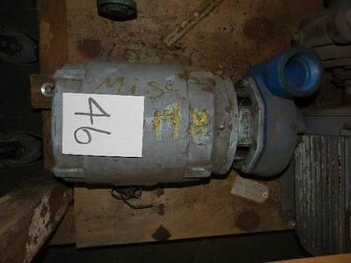 Used 10HP Century Motor Pump