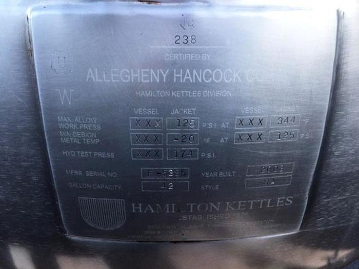 2003 Hamilton SA