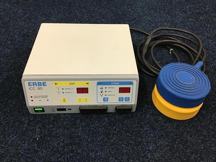 Used Erbe Diathermy ICC 80