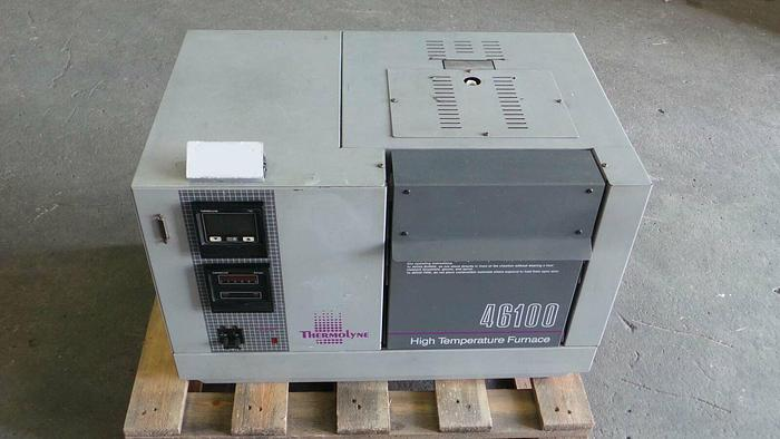 Used Barnstead F46120CM Thermolyne Oven, F46120CM / 46100 High Temperature Furnace / 240V / 40