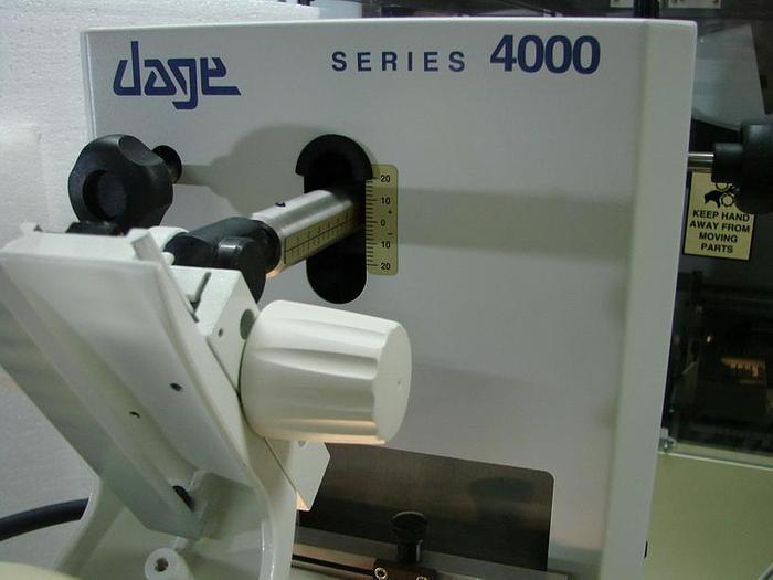 Dage 4000 with Three Modules