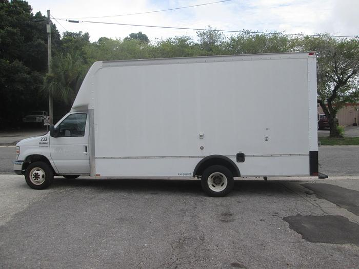 Used 2012 Ford E-450 Sewer Inspection Truck