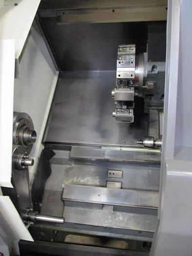 NAKAMURA-TOME, SC300, CNC LATHE, 2008