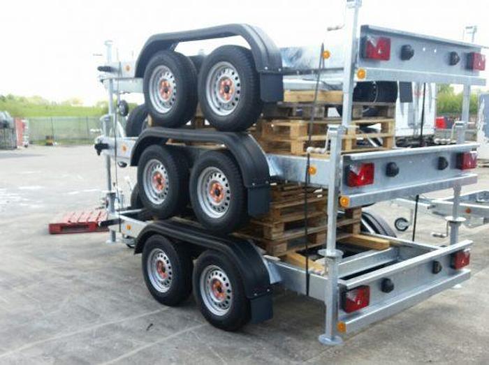 Used Knott 3500kg