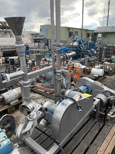 Waukesha Model 030-U1 Positive Displacement Pump