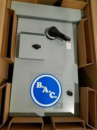 BAC Eaton Adjustable Frequency Drive VFD 20HP 460V 3PH