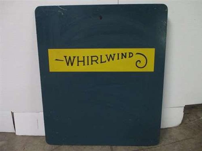 For Whirlwind Front Door