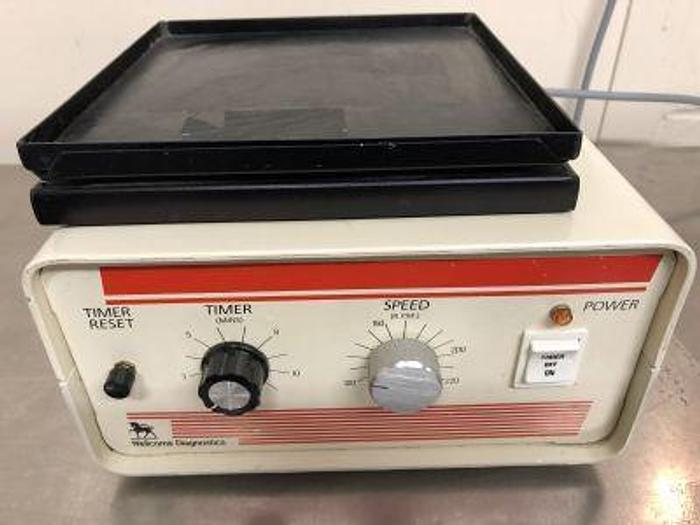 Platform Shaker Welcome Diagnostics R75