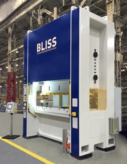 275 ton Bliss Stamping Press High-Speed (NEW In-Stock)