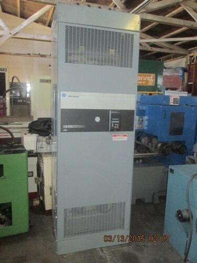 Used ALLEN BRADLEY 1336 IMPACT AC DRIVE 1336E-BP350-AA-EN-GM6-HA2-LC-NCM Used 35...