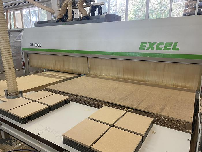 Usato Biesse Excel New