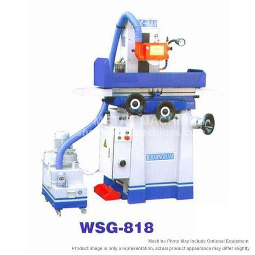 BIRMINGHAM Manual Surface Grinder WSG-818