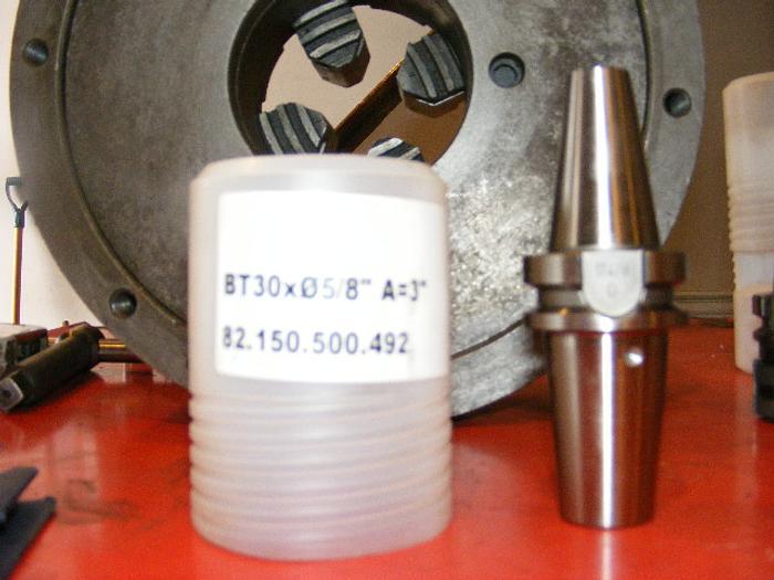 "Diebold BT30-5/8"" Thermo Grip End Mill Holder, #82.150.500.492, NEW 5175"