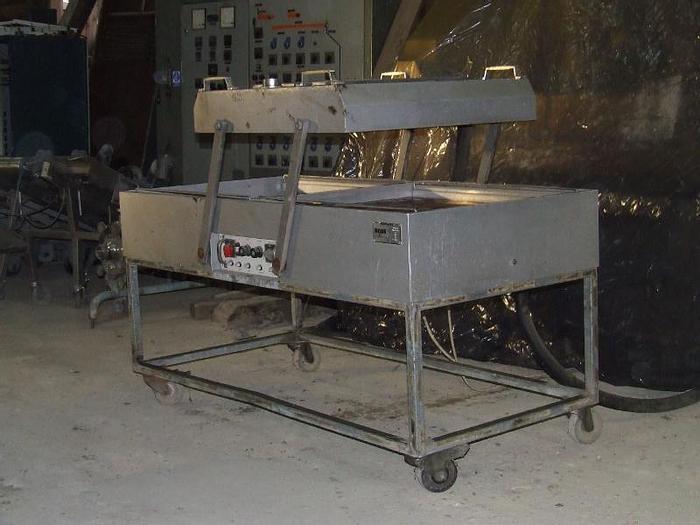 """Used Pakowaczka próżniowa 2-komorowa """"INNPLAST BOSS"""" typ RD-88H produkcji niemieckiej"""