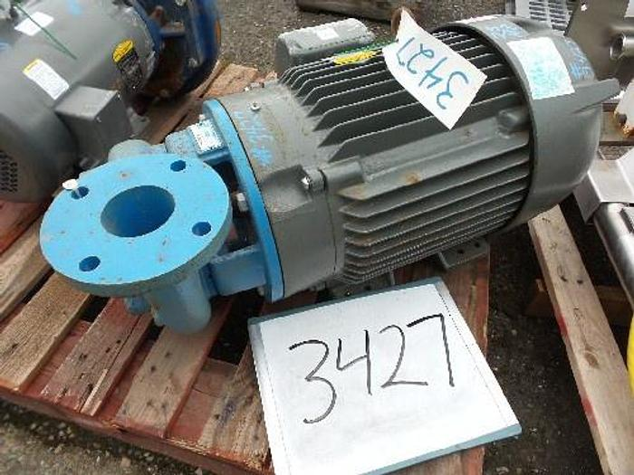 Used Goulds 4'' x 3'' Centrifugal Pump Model 3656