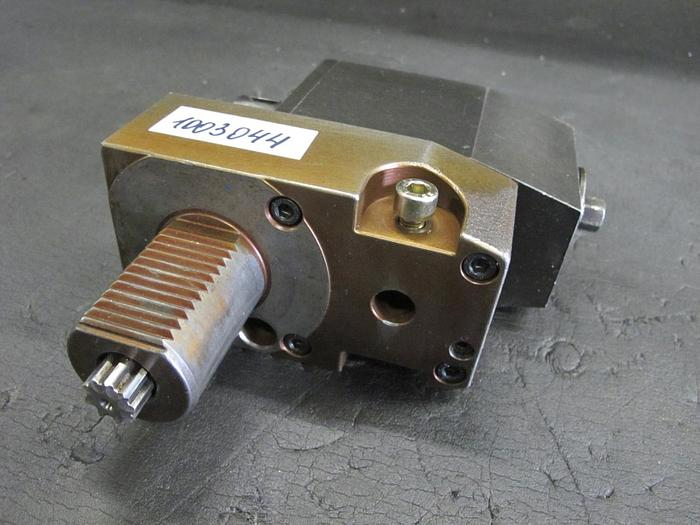 Angetriebenes Werkzeug VDI 40 Werkzeugaufnahme
