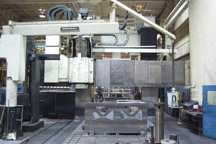 Used Plano Miller CNC