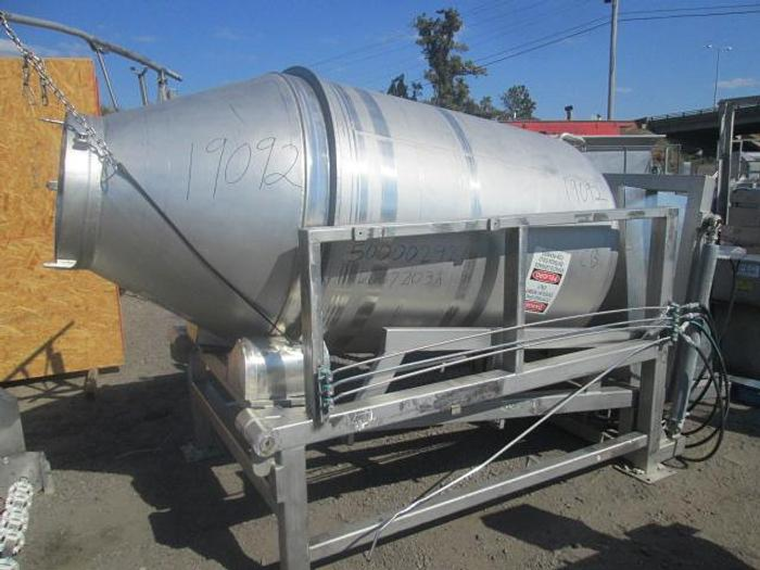 Used Stainless Steel Vacuum Tumbler