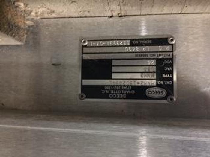 SEECO MR 69kV 3 way switch