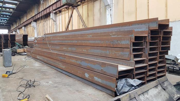 2014 Steel beams, iron beams HEB 700 W27X161 ASTM A 36
