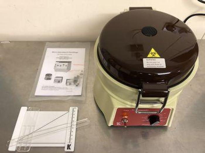 Centrifuge Micro Haematocrit KHT-400(New)