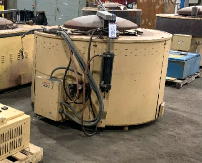 1993 THERMTRONIX THR-950 ELECTRIC RESISTANCE FURNACE 950#