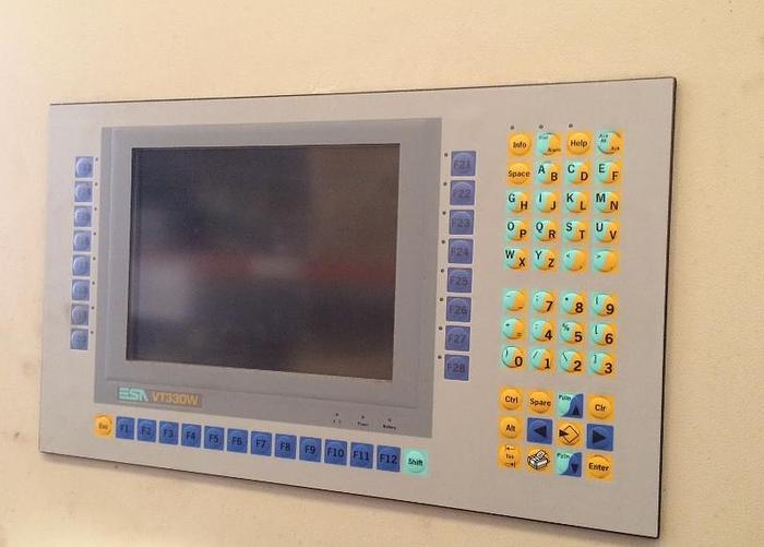 Used ESA VT330W Graphic HMI Console (VT330WAPMOO)