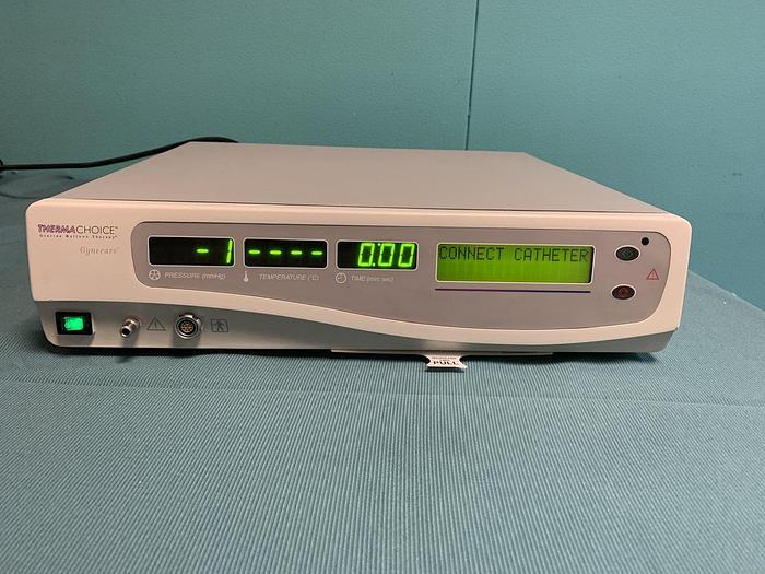 Gebraucht Gynecare Thermachoice EAS 1000-2 Uterine Gebärmutter Balloon Therapy Ablation