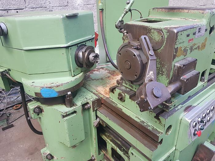 Hurth Zk10 Gear Chamfering Machine