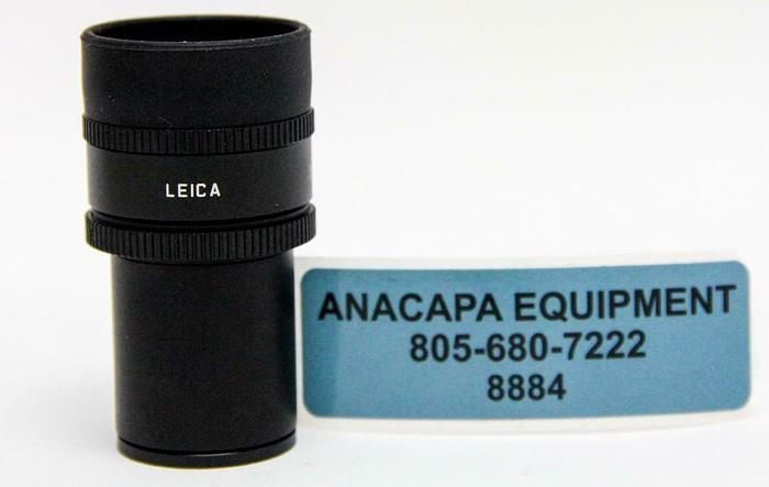Used Leica 507802 HC Plan 10X/20M Microscope EyePiece With Eye Shield (8884)W