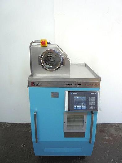Used H 14348 E - Laboratory Coating Plant GLATT GC 300 LabCoater