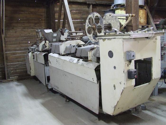 Pakowaczko-napełniarka BTK 10A