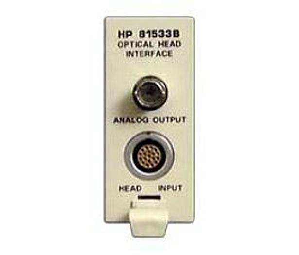 Used Agilent Technologies (HP) HP 81533B