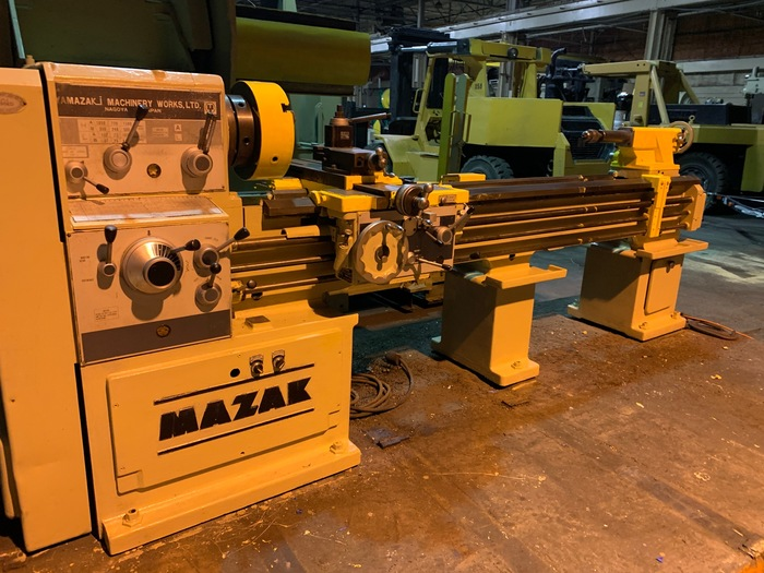 Mazak Engine Lathe