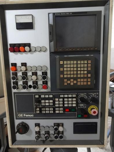 Used OERLIKON B24 CNC BLADE GRINDER WITH FANUC 160iM