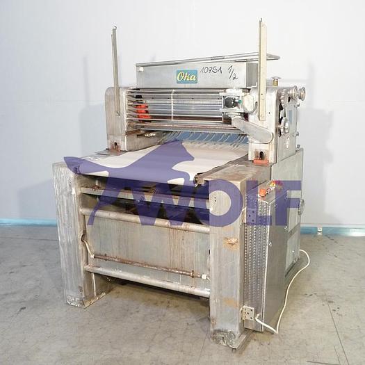 Gebraucht Weichmassenformer OTTO KREMMLING OKA-800