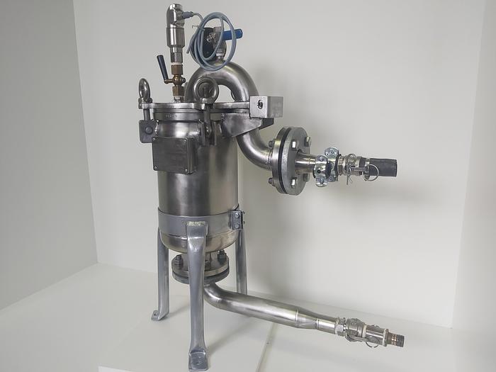 Gebraucht GAF Filter RB-1BS, 14,2 L, 6 bar, 150°C,