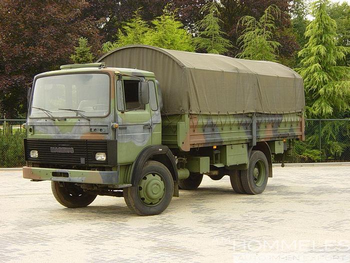 Used Iveco-magirus 110-17 am (4x2)