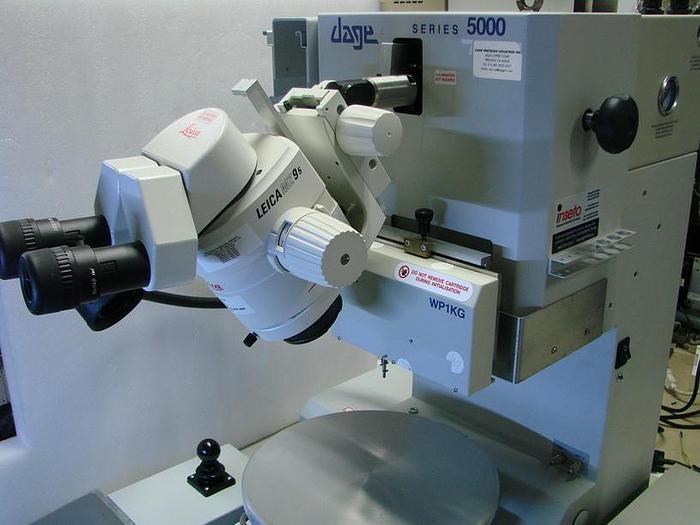 Used Dage 5000 Bond Tester