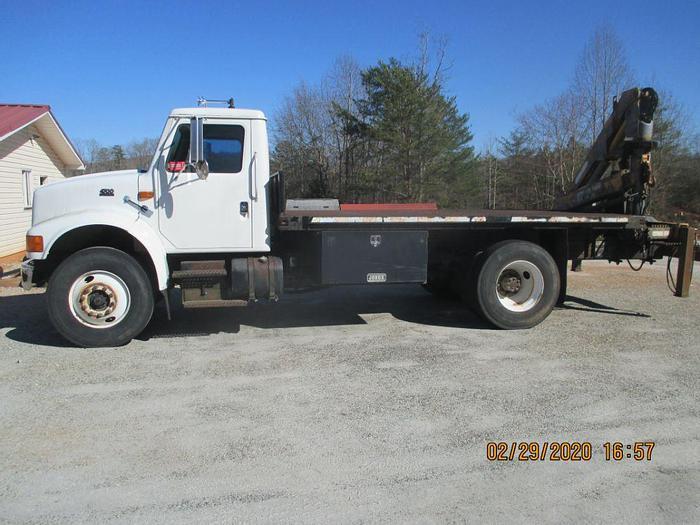 Used 1997 International 4700 4X2 DT466