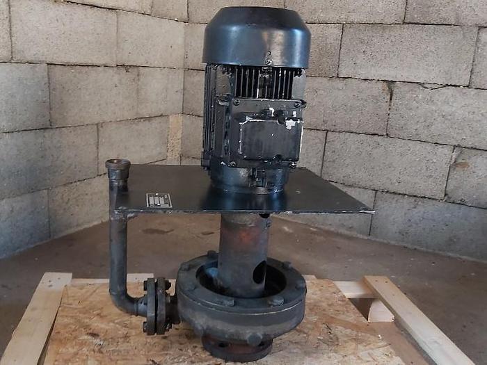 Gebraucht Kühlschmierstoffpumpe, Eintauchpumpe, TG25 95/30 345, 50L/Min, 59m, 3 KW, Knoll,  gebraucht