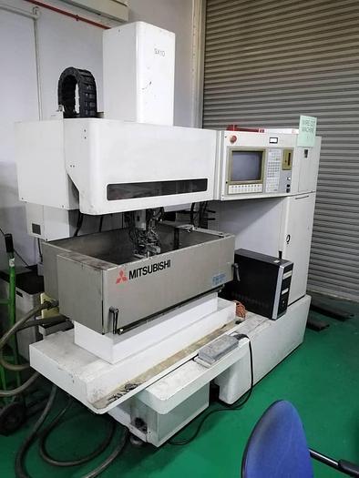 Used 1995 MITSUBISHI SX 10 WIRE CUT MACHINE